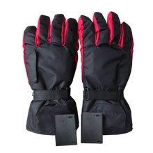 Зимние перчатки из углеродного волокна с подогревом для спорта
