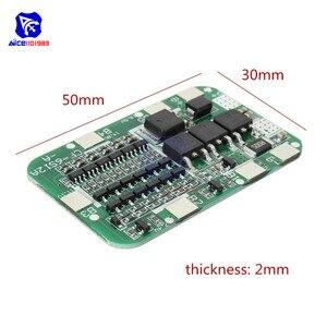 Image 5 - Carte de Protection diymore 6S 15A 24V PCB BMS pour Module de batterie au Lithium Li ion 18650