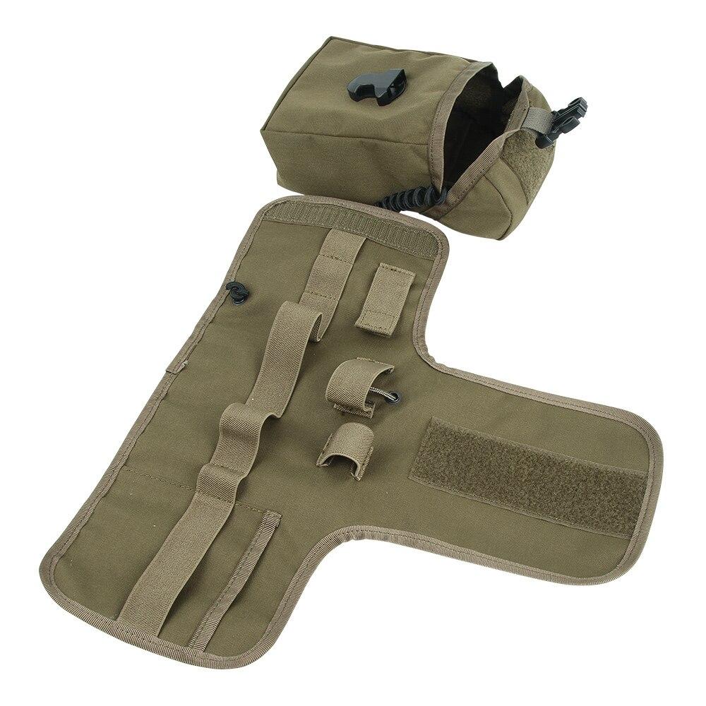 polícia kit médico caça edc cintura zíper