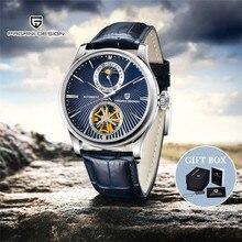 цена PAGANI DESIGN 2020 New Mens Watches Luxury Top Brand Waterproof Mechanical Watch Men Fashion Automatic Watch relogio masculino онлайн в 2017 году