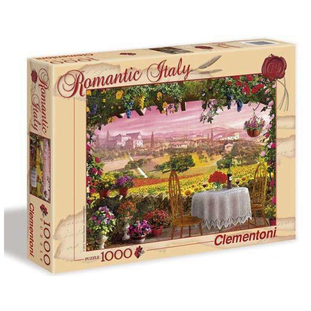 Toys & Hobbies Games and Puzzles Puzzles Clementoni 225629 паззл vintage puzzles