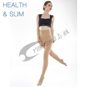 Image 5 - Yisheng Varicose veins Stovepipe Stockings Compression 20 30 mmHg Medical Stocking Therapeutic Firm Support  pantyhose