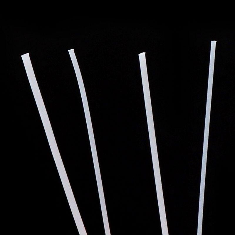 4 шт./компл. белые прочные нейлоновые гистограммы запасная часть для 21 дюймов 23 дюймов 26 дюймов струнный инструмент