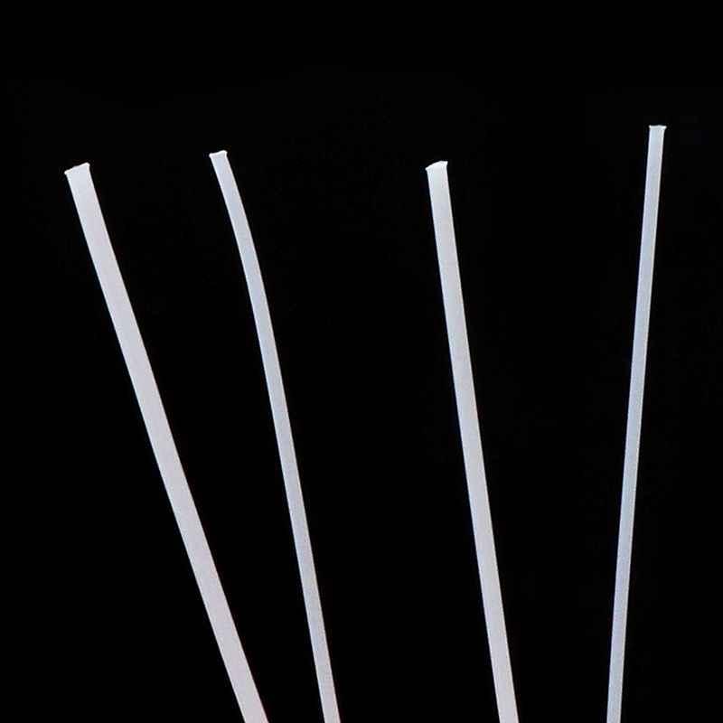 4 pièces/ensemble blanc Nylon Durable ukulélé cordes pièce de rechange pour 21 pouces 23 pouces 26 pouces Instrument à cordes