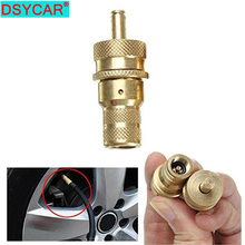 DSYCAR 1Pcs 4WD Universal Brass off the Road Automatic Tire Deflators Accessories Kit 6-30 PSI Adjustable  bleeder Set 6-30 PSI amon ra psi battles the ascension