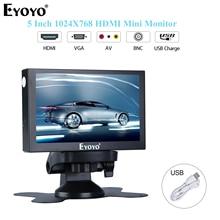 Eyoyo S501H IPS HDMI Mini Monitor 5.5