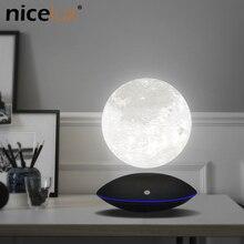 Night Light Magnetic Levitating 13.5CM 3D Moon Lamp