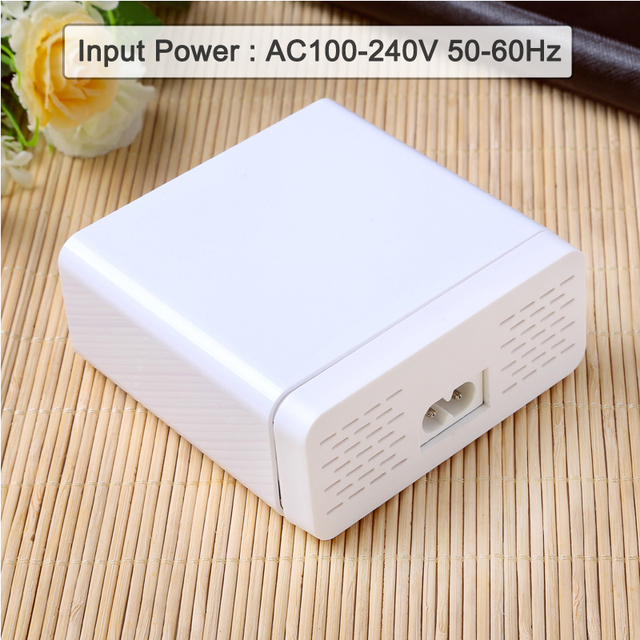 Fast Charger 896 40W Qi For Android IOS Smartphone Fast Charging 6 USB Ports QC 3