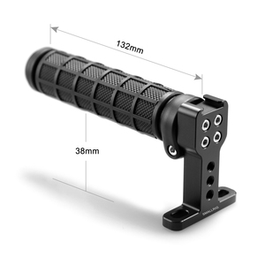 Image 3 - SmallRig Rubber Top Handle Grip with Top Cold Shoe Base for DSLR Camera Cage Video Camcorder Action Stabilizing Universal 1446