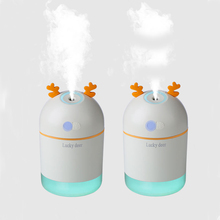 400ml Ultrasonic Air Humidifier 1200mAh Battery Operated USB Rechargeable Aroma Diffuser Home Office Car Mist Maker Atomizer bottle usb mini humidifier atomizer car purifier ultrasonic home office aroma dif air diffuser mist maker fogger atomizer