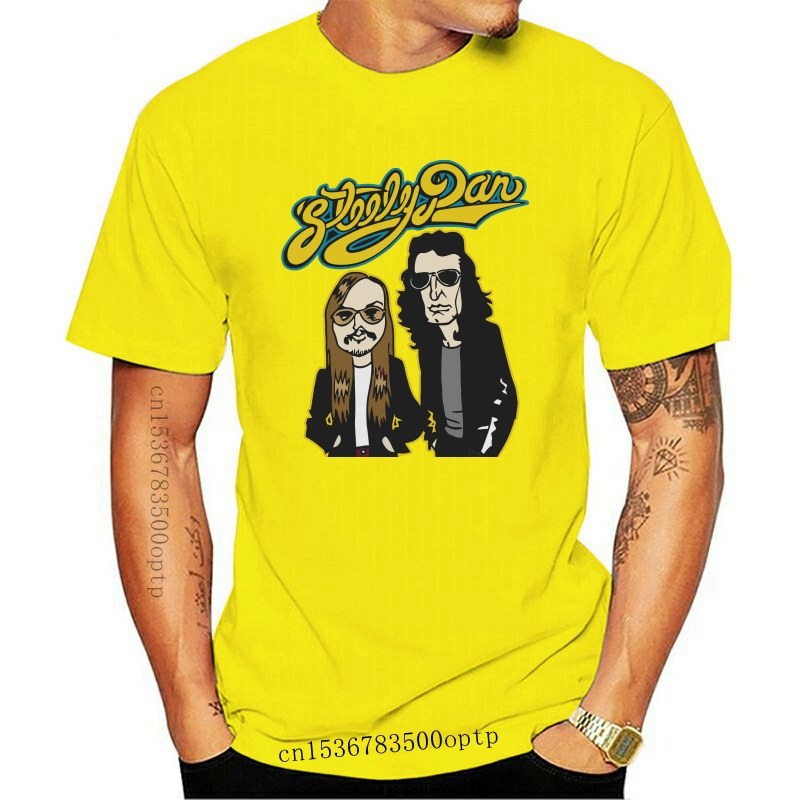 T-shirt Steely Dan, Jazz Rock Band, Tour de taille S à 2XL, nouvelle collection