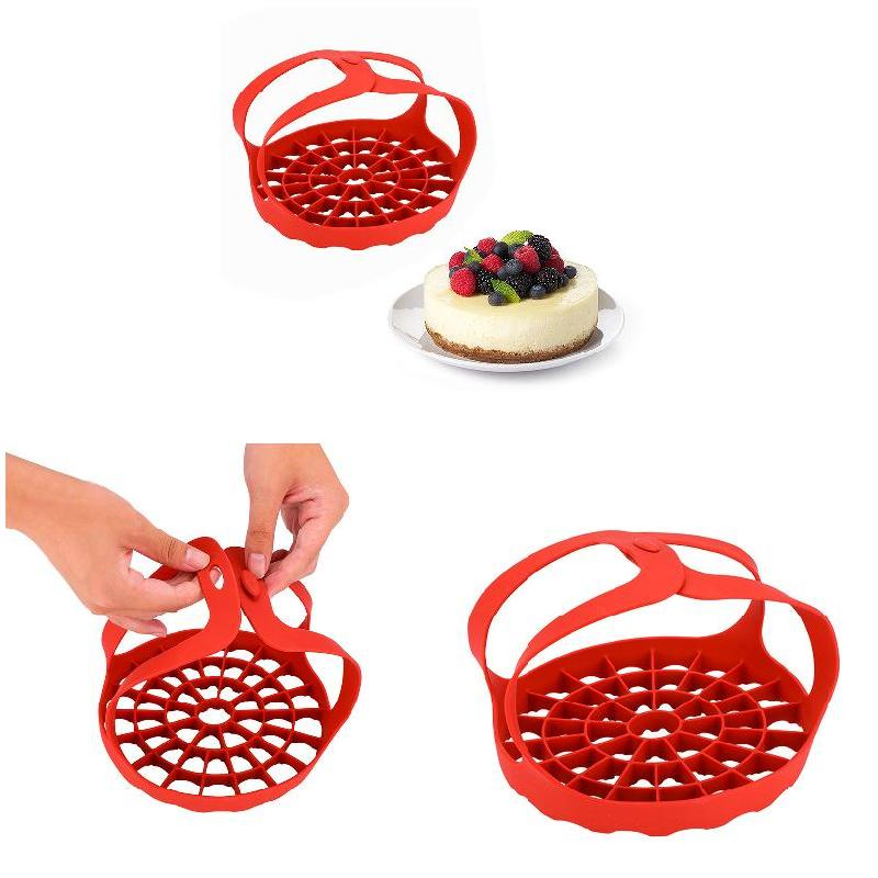 Pressure Cooker Sling Egg Rack Silicone Sling For Pressure Multi-cookers 669