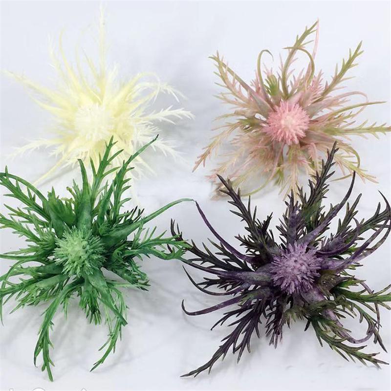 Bonsai Artificial Plants 3 Forks And 3 Wild Thorns Bonsai Home Garden Decoration Flower Arrangement Flower Seedling FZ192