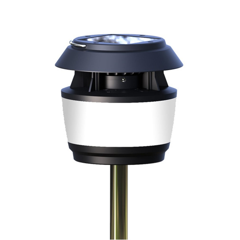 Solar Light Mosquito Repellent LED Garden Light Lawn Garden Mosquito Repellent Light Ultrasonic Mosquito Repellent Light