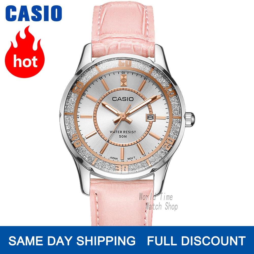 Casio watch women watches top brand luxury set 50m Waterproof Quartz ladies watch women Gifts Clock Sport watch reloj mujer 1358