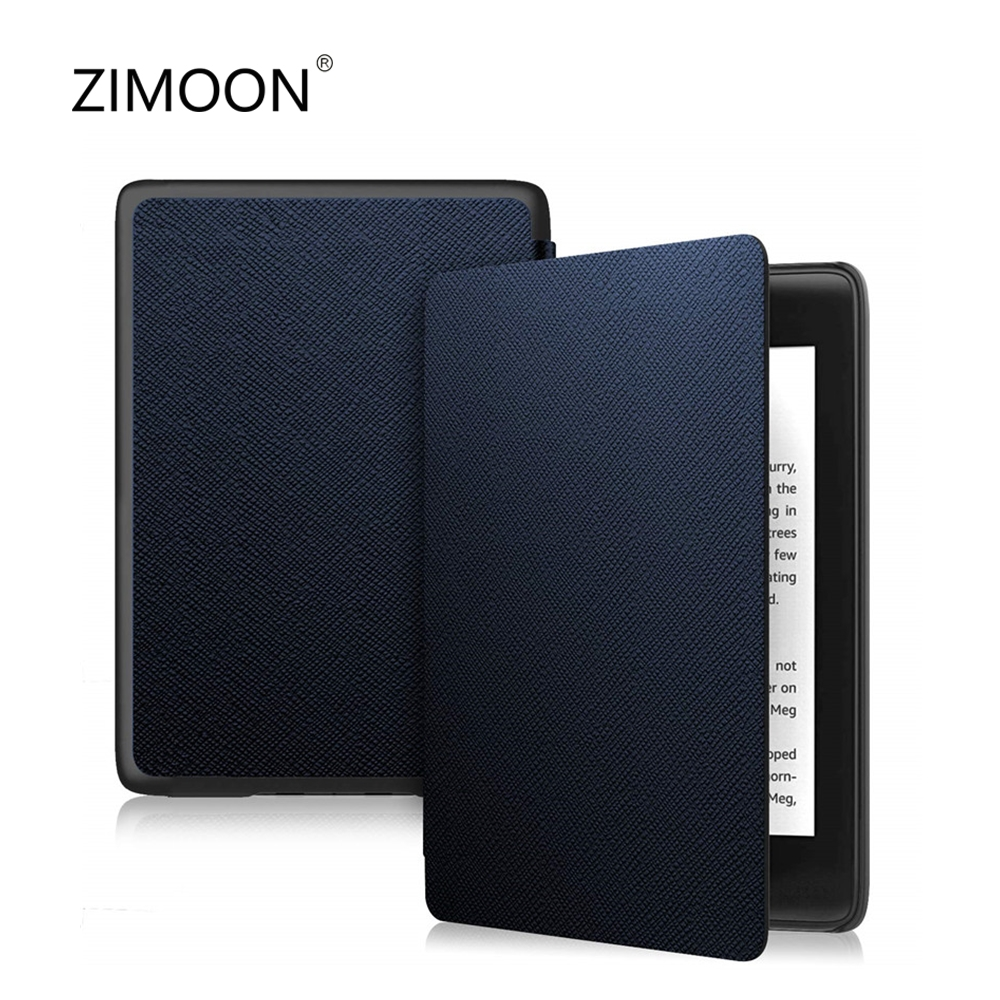 For All-new Kindle 2019 Case PU Leather Smart Shell Cover With Auto Sleep/Wake For All New Kindle 10th Generation 2019 Released