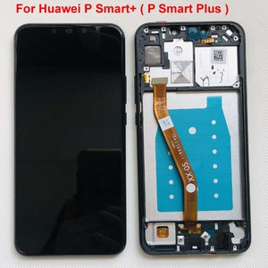 Image 3 - Test Original For Huawei P Smart+ ( P Smart Plus ) INE LX1 L21 Nova 3i Full LCD DIsplay +Touch Screen Digitizer Assembly+Frame
