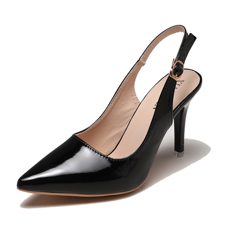 2019 Women Shoes Pointed Toe Pumps Ladies Dress Shoes High Heels Boat Shoes Wedding Shoes Sandals Zapatos De Mujer
