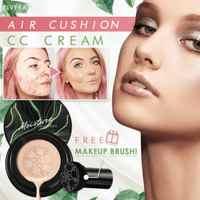 Mushroom Head Air Cushion CC Cream Moisturizing Foundation Air-permeable Natural Brightening Makeup BB Cream Korean Makeup