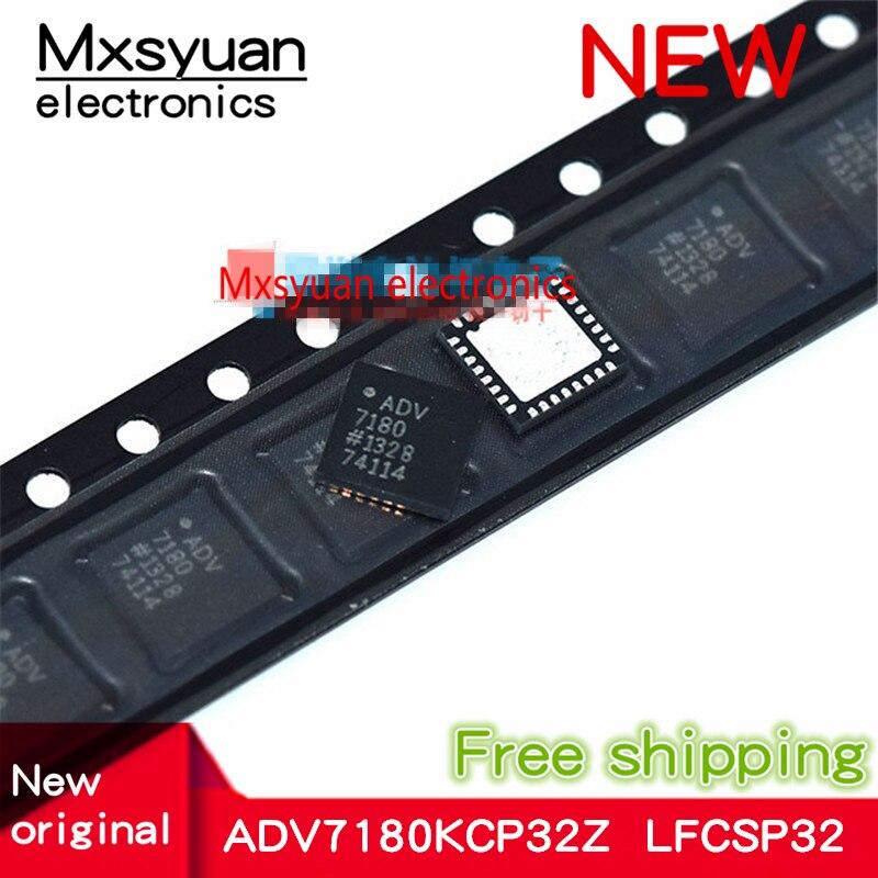 10 ~ 50 шт. ADV7180KCP32Z ADV7180KCP LFCSP32 QFN32 Новый IC видео декодер 10BIT