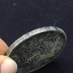 Chinesische Silber Münze Flying Dragon KOPIE Münzen Alte Antike Sammeln Sammlung Glück Magie Münzen Frohe Weihnachten Geschenk