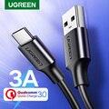 Ugreen USB Type C Кабель USB С Быстрой Зарядки Кабель для Передачи Данных Type-C USB Зарядное Устройство Кабель для NEXUS 5X, 6