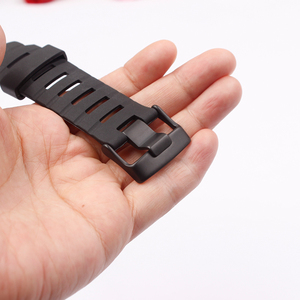 Image 5 - Watch Accessories Silicone Watch Strap Suitable for SUUNTO  X LANDER  Spartan Warrior Strap Convex 22mm Mens Watch Strap