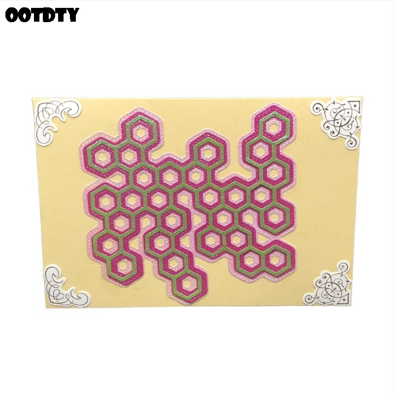 UNTERING Happy Anniversary Metal Cutting Dies Stencil DIY Scrapbooking Album Stamp Paper Card Embossing Decor Craft