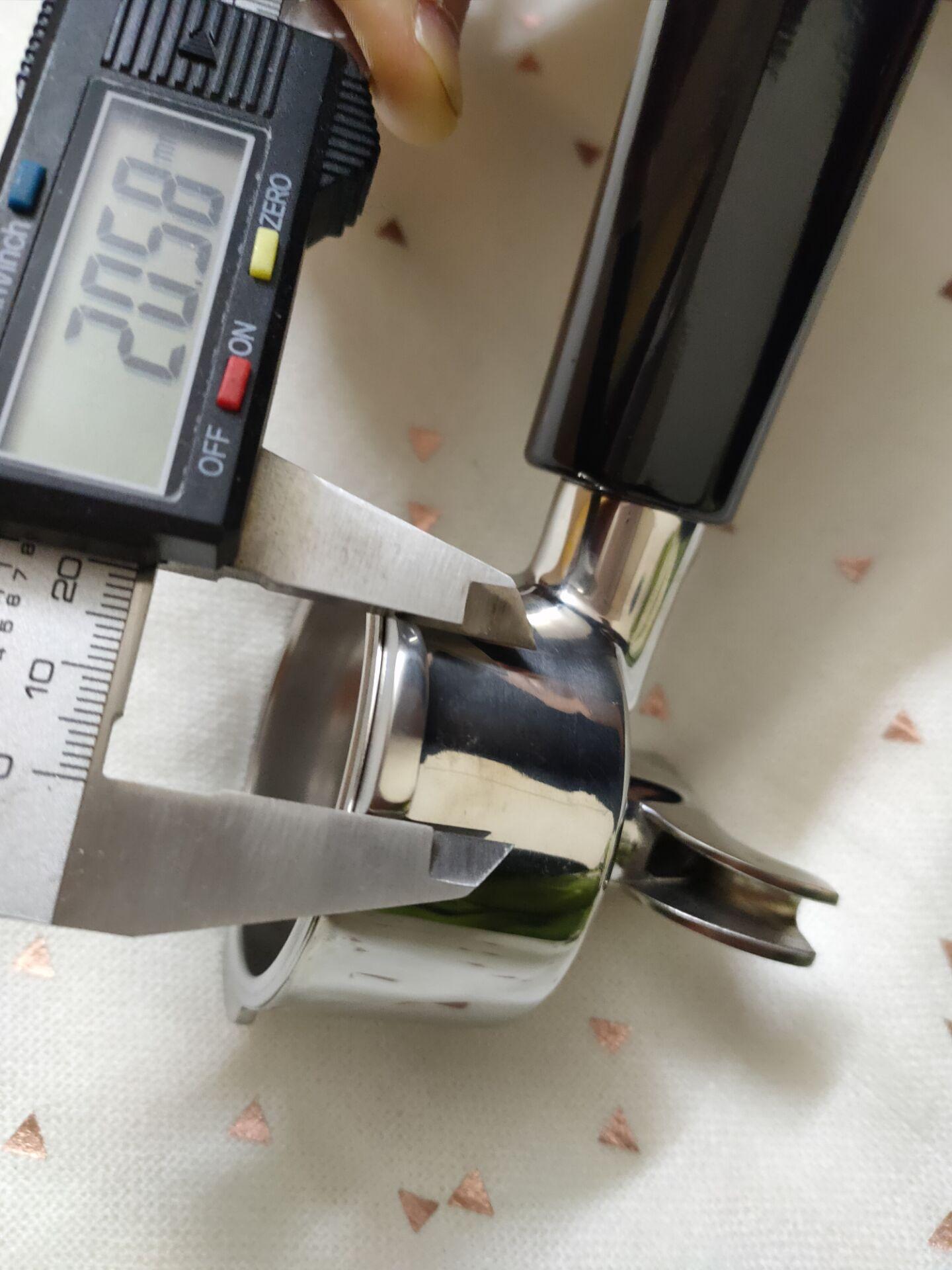 Original SUS304  Filter Handle For Household Coffee Machine KF6001 KF7001 KF8001 KF5002 KF500S CM4621 CM4216 For Vitek VT-1526