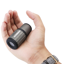 New 6X18 HD Pocket Sized Mini Retractable Monocular Telescopic Telescope for Watching Concert & Outdoor Hiking