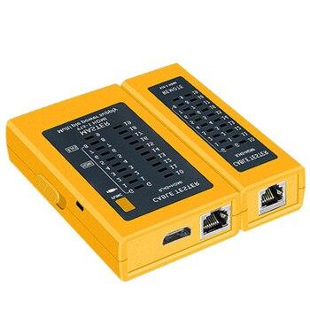 HDMI Yüksek çözünürlüklü Dijital Kablo Test Cihazı Taşınabilir RJ45 Kablo Test Cihazı Tracker