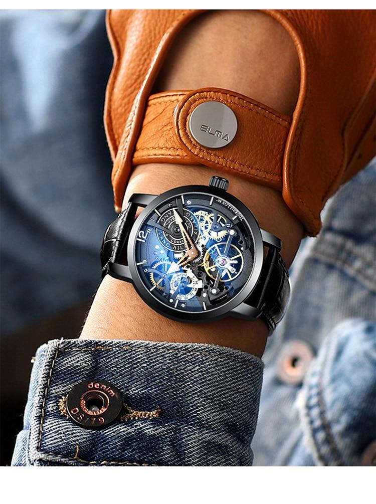 H119d7223d0cb47e893a9444ec7028a79T AILANG Original design watch automatic tourbillon wrist watches men montre homme mechanical Leather pilot diver Skeleton 2019