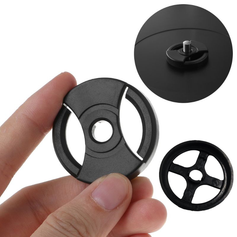 1 Pc Black Durable 7 Inch Vinyl Record Adapter Converter For 45RPM Turntable Phonograph Accessories