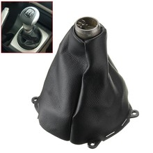 Car Manual Leather Gear Shifting Dust Boot for Honda Civic Si 2006 2007 2008 2009 2010 2011(China)