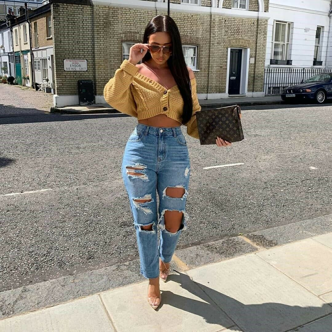 New Fashion Women Knitted Casual Cardigan Ladies Open Front Long Sleeve Sweater Solid Button Short Coat Crocheted Outwear Autumn