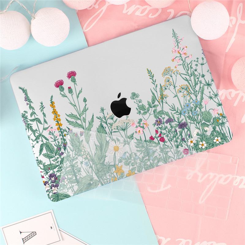 Aesthetic Shell Case for MacBook 137