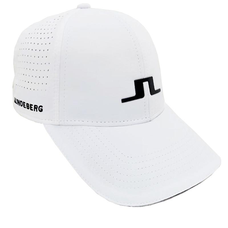 New Golf Hat JL Cap Classic Breathable Sport Cap Sun Protection Adjustable Baseball Cap Free Shipping