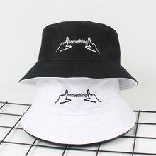 Женская панама Модная хлопковая Двусторонняя кепка шляпа оптовая