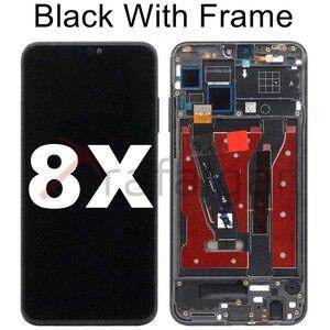 Image 3 - 트라팔가 디스플레이 화웨이 명예 8X LCD 디스플레이 JSN L21 L22 터치 스크린 명예 8X 최대 디스플레이 프레임 교체 ARE AL00