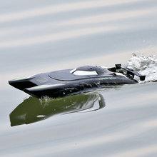 Remote-Control-Boat Battery Radio Dual-Motor Rc-Racing-Ship Waterproof High-Speed Children