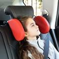 Подголовник для автомобильного сиденья, подушка для путешествий, подголовник для сна, поддержка, автомобильные аксессуары, u-образная подуш...