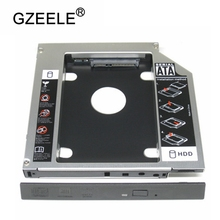 GZEELE  9.5MM 2nd HDD Hard Drive Caddy for Dell Inspiron 15