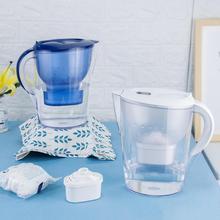 3.5L фильтр для очистки воды с активированным углем для кухни Ион ионизатор минеральные бутылки очиститель воды с активированным углем