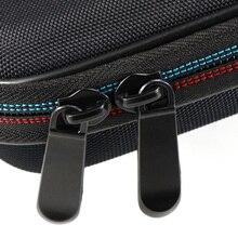 Портативная переносная сумка для путешествий с мультиустройством EVA, сумка для хранения с ручкой с клавиатурой, Противоударная Защитная молния для logitech K480