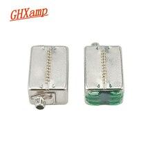 GHXAMP DTEC 31116 Composito Dual In Movimento Unità di ferro Metà A bassa frequenza Auricolare Unità di Altoparlante Può Costruito in 535 Box FAI DA TE