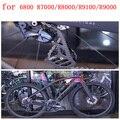 17T pulley Guide Rad Fahrrad carbon faser keramik schaltwerk für Shimano 6800 R7000 R8000 R9100R9000 fahrrad zubehör