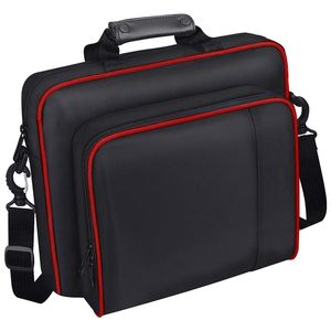 Image 1 - For PS4 /Slim /Pro Massenger Bag Protective Shoudler Bag Travel Storage Case for Sony Console PS4 Playstation4 Accessories