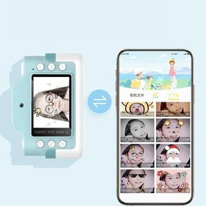 Image 5 - ALLOYSEED Kids Digital Camera Cute Cartoon 16G 24MP Digital Camera Photography Toys for Children Birthday Christmas Gifts