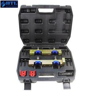 Image 1 - Motor Timing Tool Kit Nockenwelle Locking Tool Set Für Mercedes benz A B C E Klasse M133 M270 M274