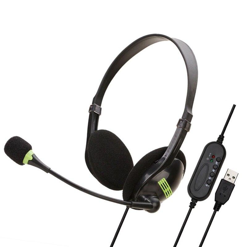 USB гарнитура с микрофоном, шумоподавление, компьютерная ПК гарнитура, легкие проводные наушники для ПК/ноутбука/Mac/школы/детей|Наушники и гарнитуры|   | АлиЭкспресс
